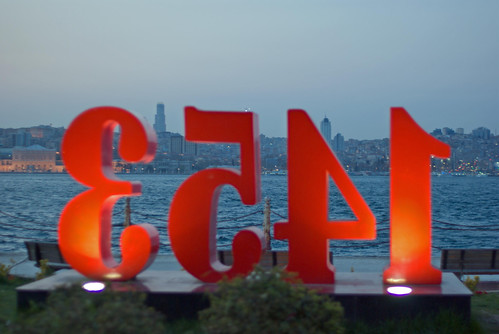 Bosphorus and Istanbul, pentax k10d