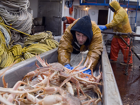 Edgar Hansen, F/V Northwestern. (image courtesy of Discovery)