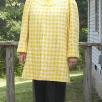 Yellow Coat - New Look 6832