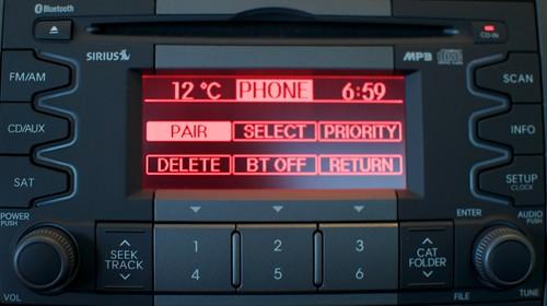 Kia Soul Audio System