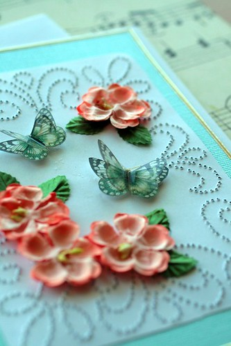 Sweet Butterfly Greeting Card