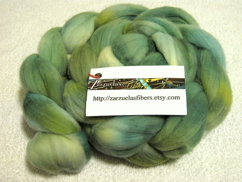 Zarzuela's Fibers: Emerald City, Merino