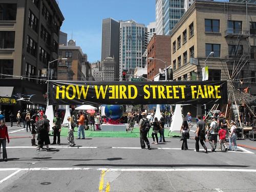 How Weird Street Faire  2009 2