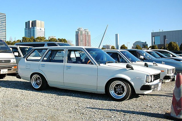 Corolla E7 Estate