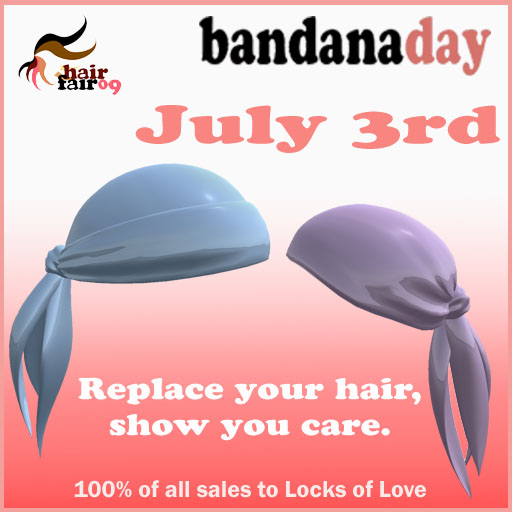 Bandana Day notice