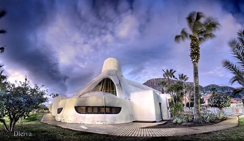 Iglesia de Aguadulce (Almería, Spain)