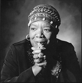 My Heroes - Maya Angelou connected with by adria.richards, on Flickr