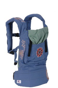 baby carrier - ergo blue