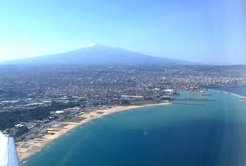 Catania Landscape