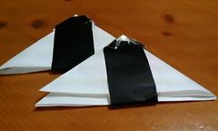 折り紙おむすび