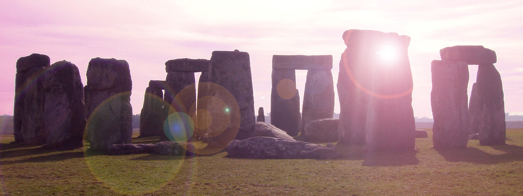 Luces y sombras en Stonehenge