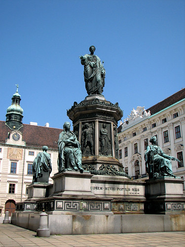 Hofburg Palace by you.