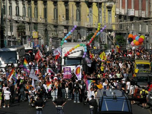 'O rrevuoto (Napoli Pride 2009)