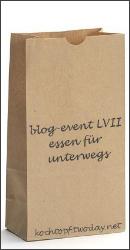 Blog-Event LVII - Essen für unterwegs (Einsendeschluss 15. Juni 2010)