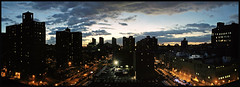 East Harlem Sunrise (6:35 AM -5 GMT)