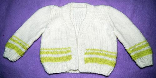 BabySweaterWhite