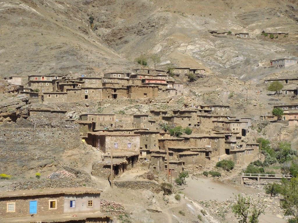 Pueblos del Atlas