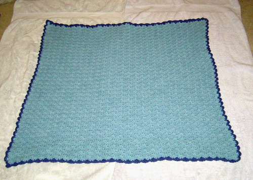 Blue 5-Day Blankie