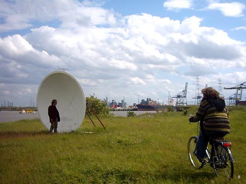 Doel: parabolic encounters for Axis Mundi