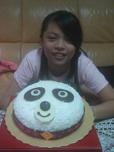 ChaiLin 12歲生日