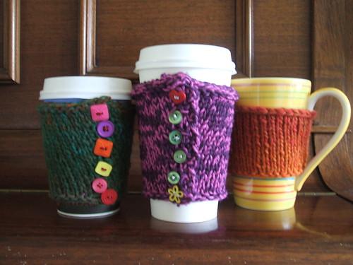 George Coffee Cup Cosies