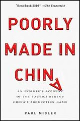 9th Best Book about China - Poorly Made in Chi...