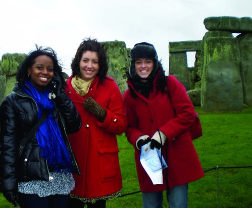 (Stonehenge) Photo by Erin Furman