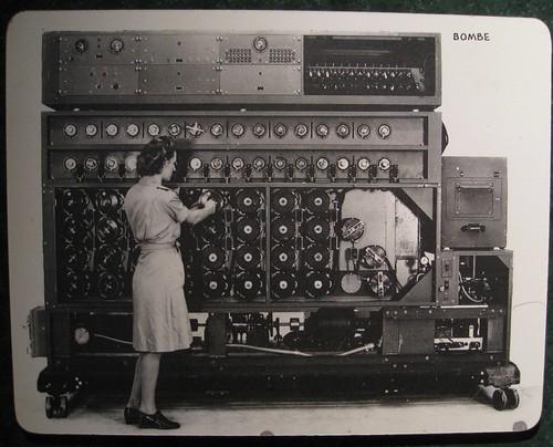 US Navy Cryptanalytic Bombe