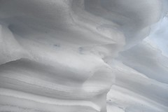 Layered Snow Melting