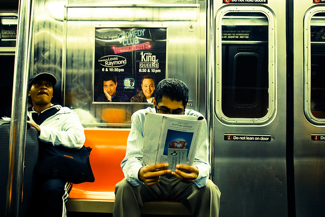 Metro people