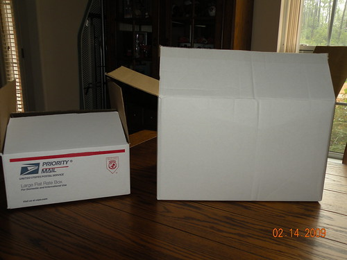 Boxed Up!