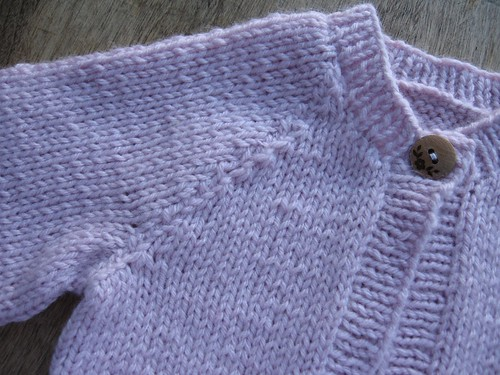 FO - Baby Sweater