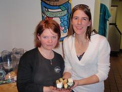 Wendy (left) & Arlene (right)