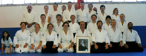 Group picture - Ulli's seminar June 2009