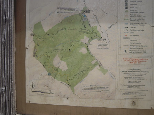 MAP OF THE PRESERVE
