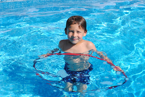 Brodie Swim Smile