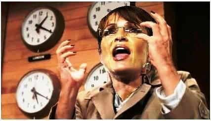 Sarah Palin -- Mad As Hell!