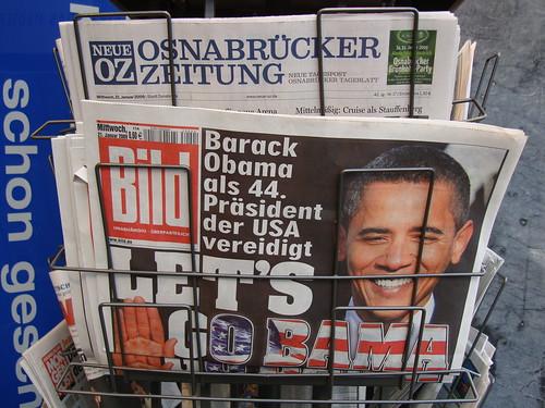Obama in Osnabrück