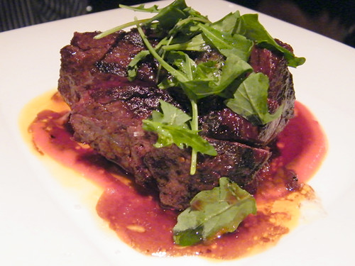 Hangar Steak at Bazaar, MyLastBite.com