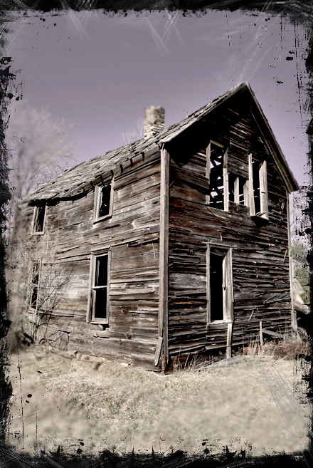 The Old House Outside of Town