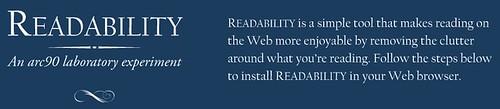 Readability: Intro