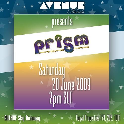 Prism Haute Couture Fashion Show