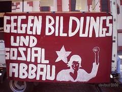 Bildungsstreik 2009 Frankfurt (05)