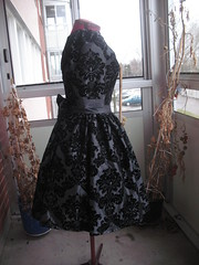 New years eve dress 2008 side