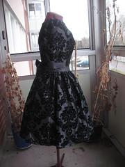 New years eve dress 2008 side