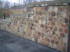 Pikelet Wall, Grangetown