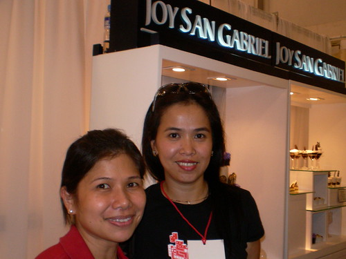 With Joy San Gabriel