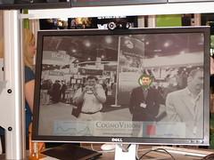 Face recognition for digital signage displays