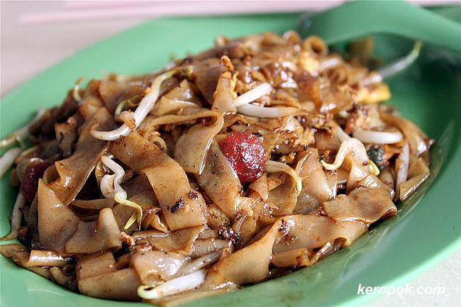 Fried Kuay Teow