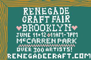 Renegade Craft Fair Brooklyn